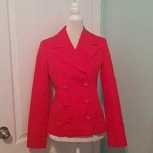 Juicy Couture red jacket size S
